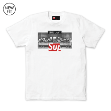 The Last Sup Tee - White