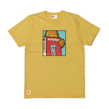 Playbot Tee - Yellow