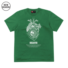 Beats Vol 2 Tee - Kelly