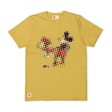 Bad Mice Tee - Winter Yellow