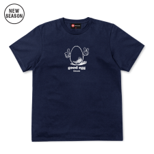 Good Egg Tee - Navy