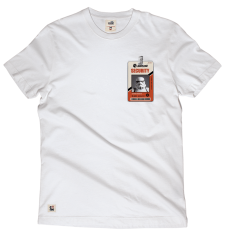 Trooper Security Tee - White