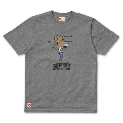 Different Day Tee - Grey