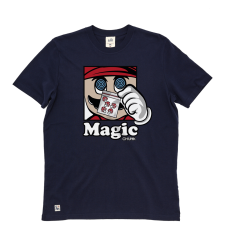 Magic Tee - Navy