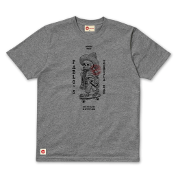 Pablo's Tequila Bar Tee - Grey