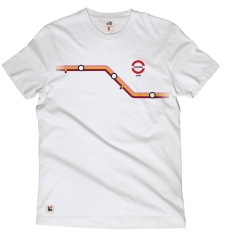 LDN Central Tee - White