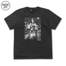 Out On The Town Tee - Black
