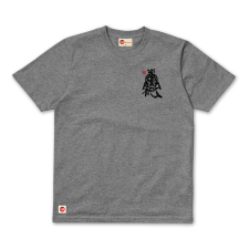 Jap Boss Tee - Grey