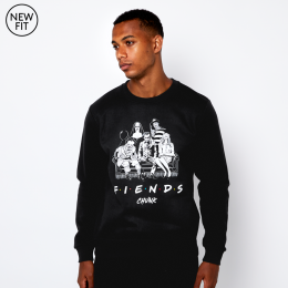 Fiends Sweat - Black