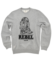 Rebel Sweat - Grey