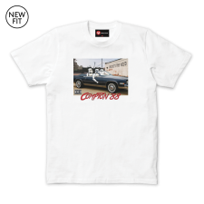 Droids 'n the hood Tee - White
