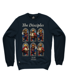 The Disciples Sweat - Black