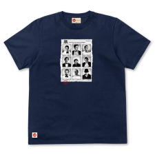 Academy Yearbook Tee - Navy