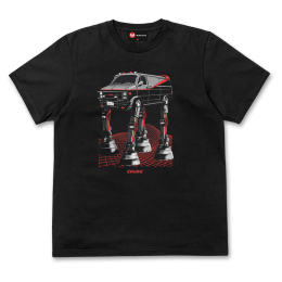 Team Van Tee - Black