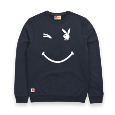 Playboy Wink Sweat - Navy