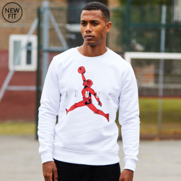 Chunk Sports Sweat - White