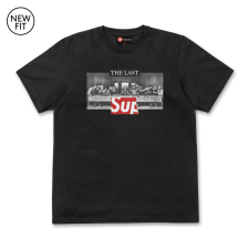 The Last Sup Tee - Black