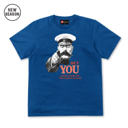 You Look Good Tee - Royal Blue
