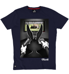 Rampant Rabbit Tee - Navy