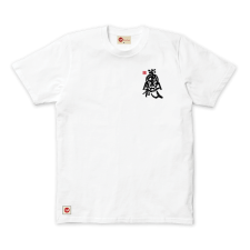 Jap Boss Tee - White