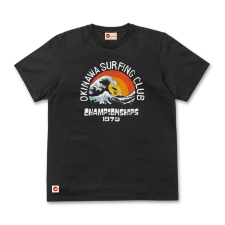 Surf Club Tee - Black