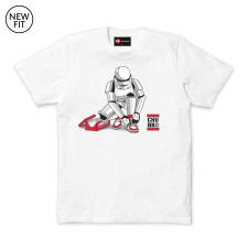 Out Of The Box Tee - White
