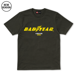 Bad Year Tee - Khaki