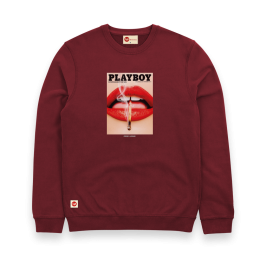 Playboy Cover 2013 Sweat - Berry