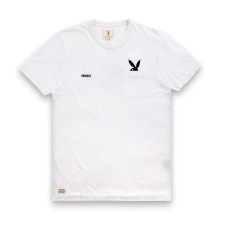 Private Playboy Tee - White