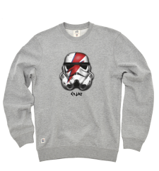 Rebel Rebel Sweat - Grey
