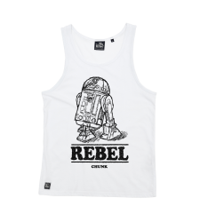 Rebel Vest - White