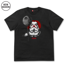 Dark Clown Tee - Black