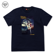 Back to the Darkside Tee - Navy
