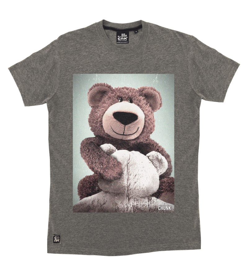 Happy Bears Tee - Grey