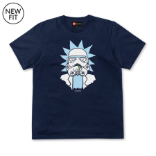 Mad Scientist Tee - Navy