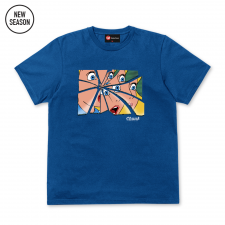 Looking Glass Tee - Royal Blue