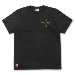 Woo Tangs Tee - Black