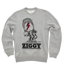 Ziggy Sweat - Grey