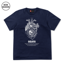 Beats Vol 2 Tee - Navy