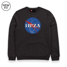 Ibiza Sweat - Black