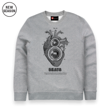Beats Sweat - Grey Marl