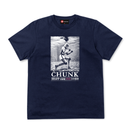 Pool Icon Tee - Navy