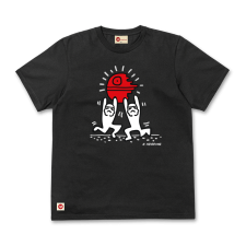 Dancing Star Tee - Black