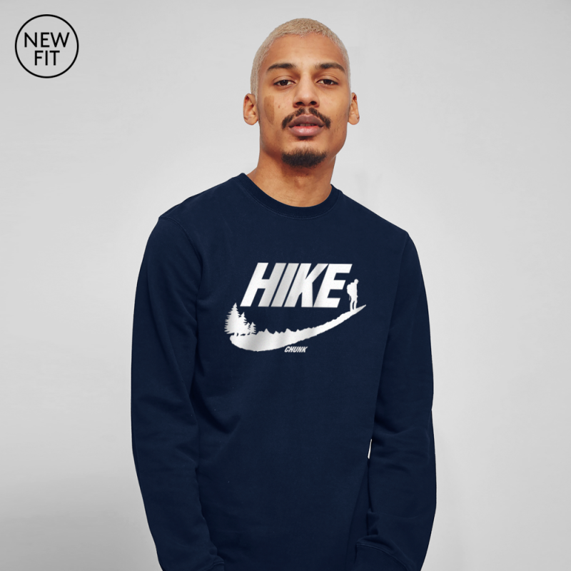 Hike Sweat - Navy