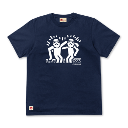 Best Buddies Tee - Navy