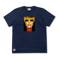 Playboy Cover 1982 Tee - Navy