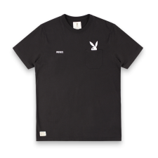 Private Playboy Tee - Black