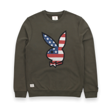 Americana Icon Sweat - Dark Khaki