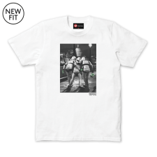Out On The Town Tee - White