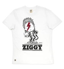 Ziggy Tee - White